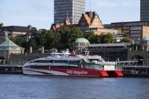 Expédition, Catamaran, Traversier Pour Passagers