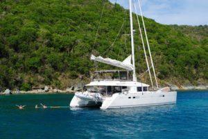 Caraïbes, Catamaran, Grenadines, Canouan, Mer, Voyage